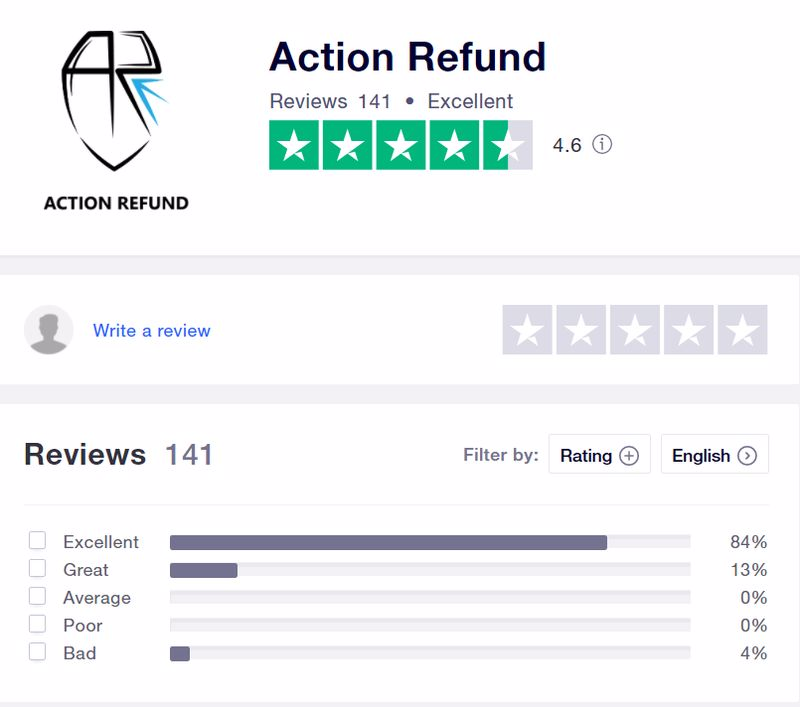 action refund guide 2020
